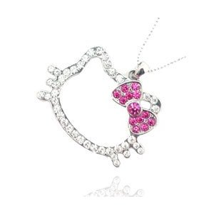 hkcharm Hello Kitty Charm Necklace Only $4.49 Shipped!