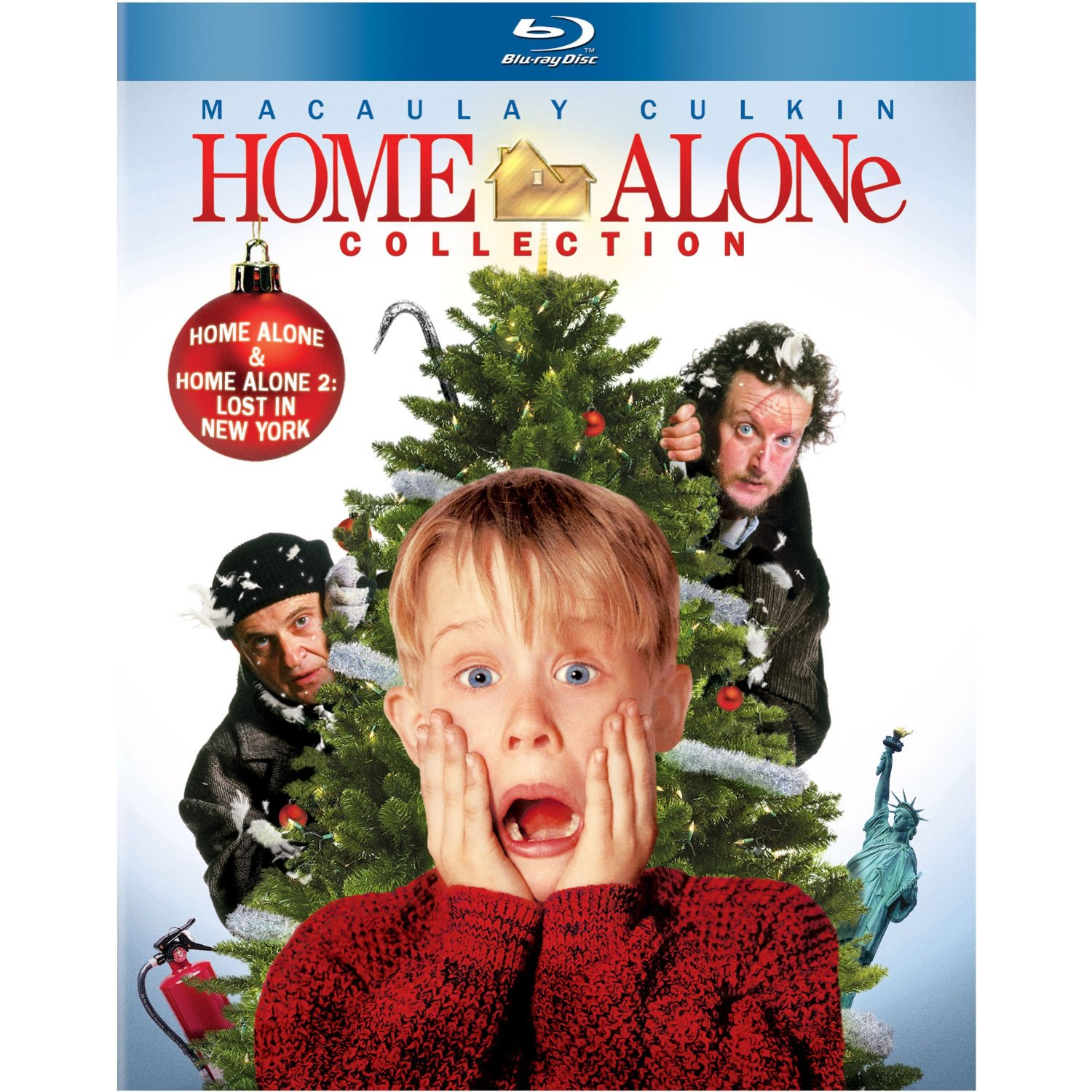Home Alone 1&2 Blu-ray Only $11.99 Shipped!