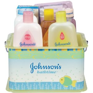 johnsons Johnsons Bathtime Gift Set $11.19 (Orig $19.99)!