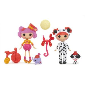 lalaloopsymini Mini LaLaLoopsy Dolls $8.26 + Ferris Wheel and More!!