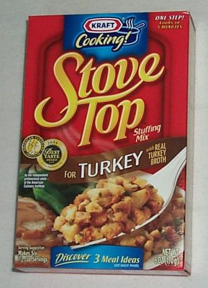 Coupon stove top stuffing