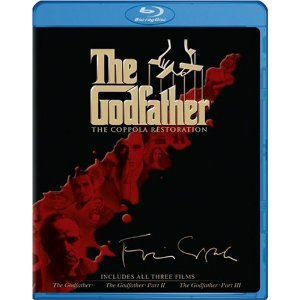 the godfather br The Godfather Collection Blu ray only $16.99 (reg $57.99)