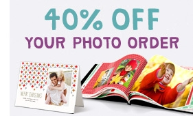 walgreensphoto 40% Off Photos at Walgreens!