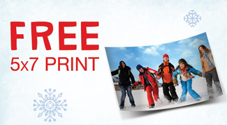 5x7 Print Walgreens FREE 5×7 Photo Print at Walgreens (Today Only)