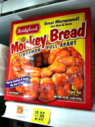 Monkey Bread at Walmart Monkey Bread Just $2.31 at Walmart