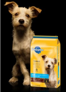 Pedigree dog FREE Pedigree Dog Food for 1 Month (If you adopted in 2012)!