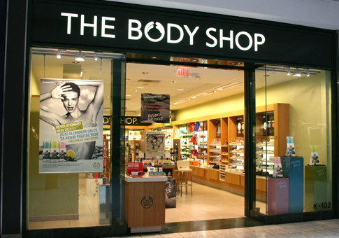 The body shop order online