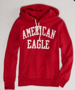 american eagle hoodie 252x300 American Eagle Signature Hooded Popover only $12.50 + Free Shipping!! (reg $24.95)