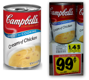 campbellsbilo Campbells Soup Only $0.14 each at BiLo!
