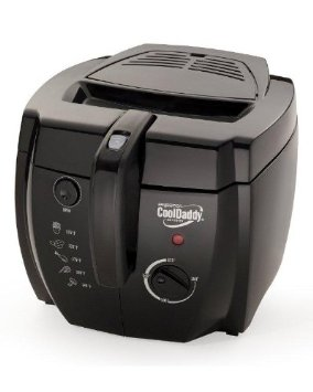deep fryer Presto CoolDaddy Cool Touch Electric Deep Fryer only $42.09 shipped (reg $99.99)