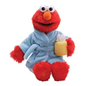 Feel Better Elmo