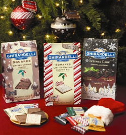 Ghirardelli Holiday Item Coupon