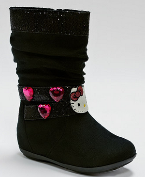 hk Hello Kitty Boots and Slippers Starting at $14.99!