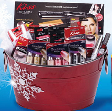 kiss FREE Kiss Products Holiday Giveaway!