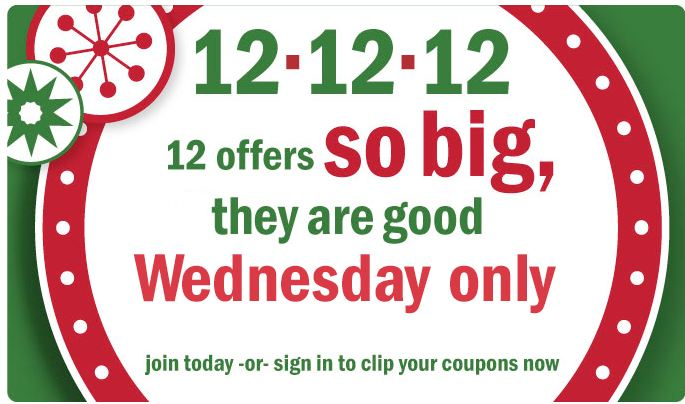 meijer mperks 121212 Special Meijer MPerks: BOGO Shampoo, B1G2 Toothbrushes and more!