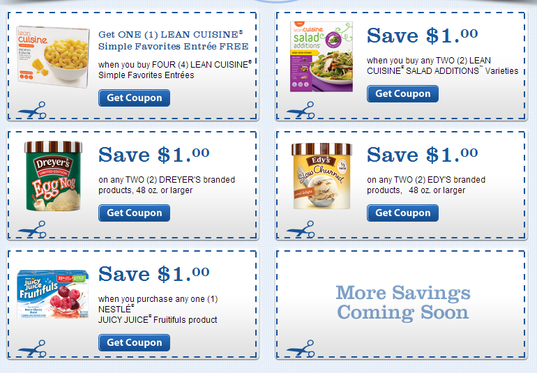 Lean cuisine coupons printable