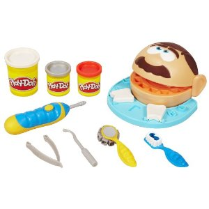 Dr. Drill and Fill Playdoh Set
