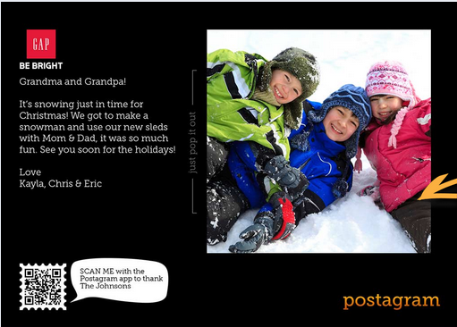 postagram 2 FREE Personalized Postagram Postcards