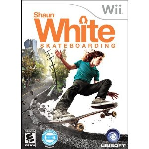 Shaun White for the wii