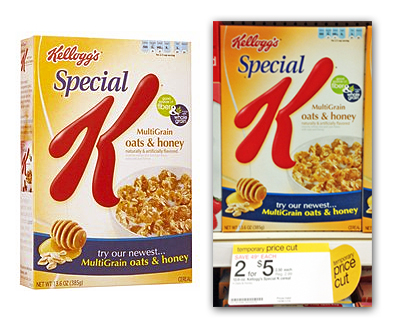 specialk Special K Cereal As Low As $0.80 at Target!