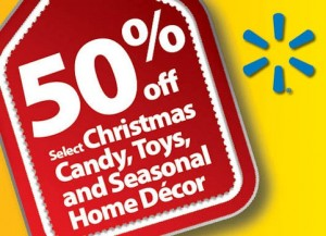 walmart 50 clearance Walmart After Christmas Sale!
