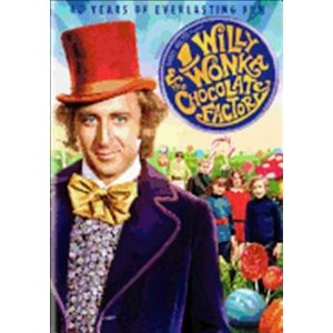willy wonka Willy Wonka and the Chocolate Factory only $3.96 shipped!