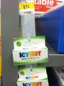 IcyHot Free Icy Hot at Walmart