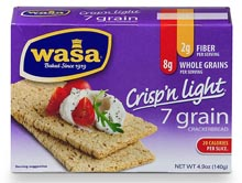 Wasa crackers Wasa Crackers Coupon Makes Them Just 93¢ at Walmart