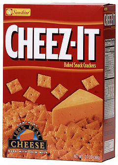 cheezits Cheez Its $1.50 at CVS!