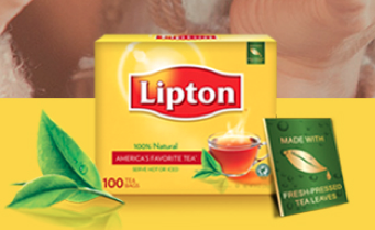 lipton1 Free Lipton Sample   Hurry, Available Again!