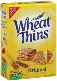 Wheat Thins $1 off Coupon- First 6,000 + Target Deal Scenario
