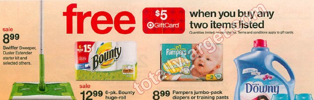 Pampers Target deal ad Pampers Jumbo Packs Just $5 at Target!