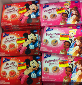 Pillsbury Valentines cookies Possible FREE Pillsbury Disney Ready to Bake Cookies at Kroger!