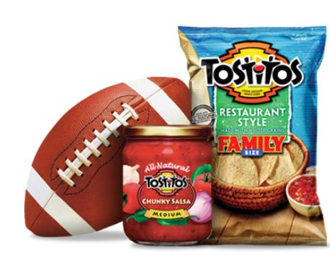 Tostitos and Salsa Tostitos Chips & Salsa Coupons Make Them Just 75¢ Each at CVS  Through 2/3!