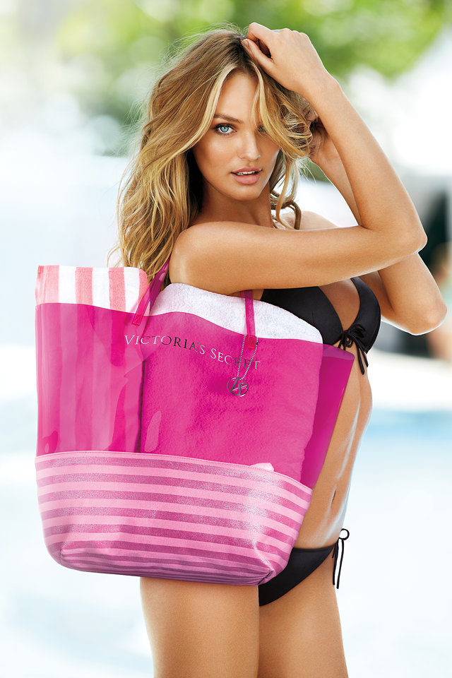 Victoria Secret Free Tote Bag With Purchase