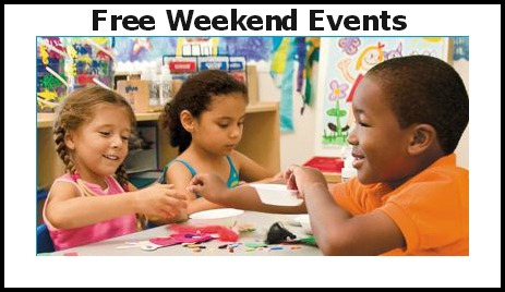 free weekend events