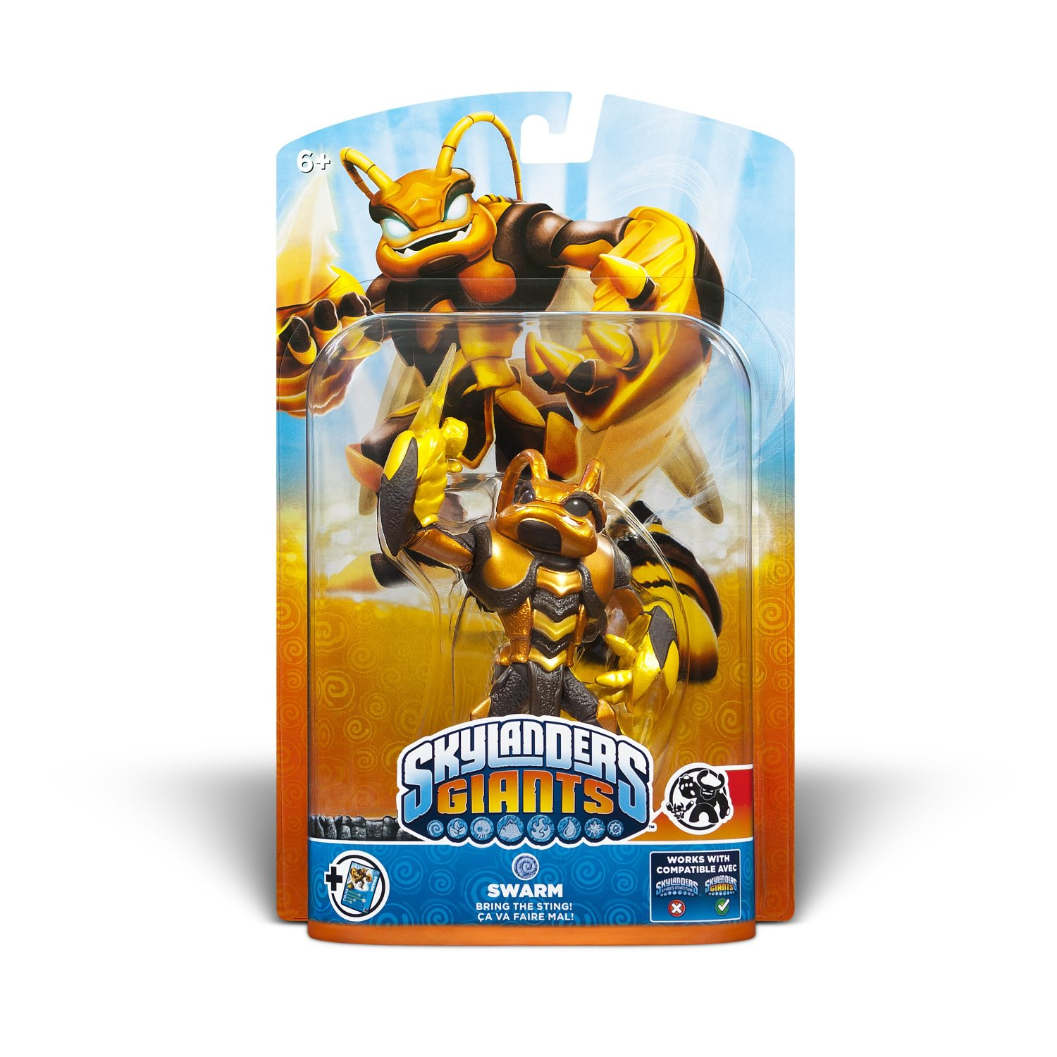 Skylanders giants single character swarm - Image skylanders ...