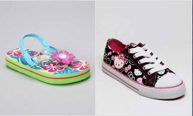 Hello Kitty Shoes From $8.99