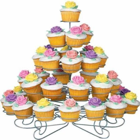 41 Count Cupcake Stand Just 19 96 Reg 59 95
