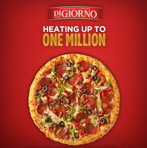 DiGiorno Pizza FREE DiGiorno Pizza Coupons