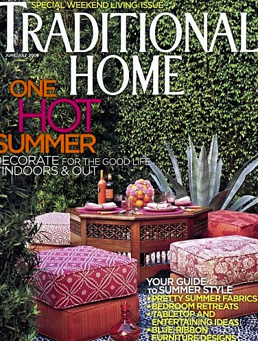 Traditional Home Magazine FREE 1 Year Subscription of Traditional Home Magazine
