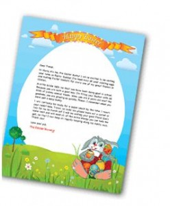 easterbunnyletter 248x300 FREE Letter from the Easter Bunny!