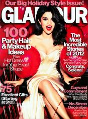glamour Glamour Magazine 1 year Subscription only $4.50