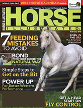 FREE 12 Month Subscription to Horse Illustrated Magazine