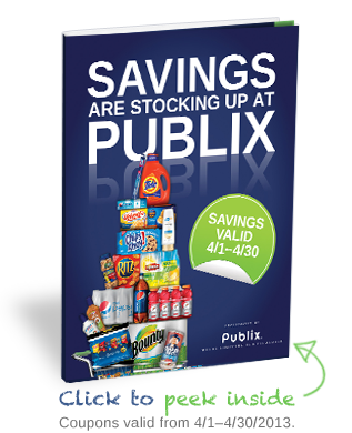 publix coupon book Free Publix Coupon Booklet!