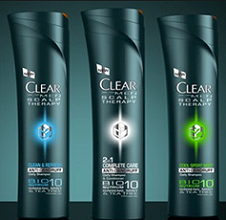 Clear Scalp for Men Clear Shampoo and Conditioner $1.25 Each at Target!