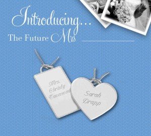 FREE Brides engraved keychain from Things Remembered1 300x270 LAST DAY TODAY: FREE Engraved Keychain for Brides at Things Remembered!