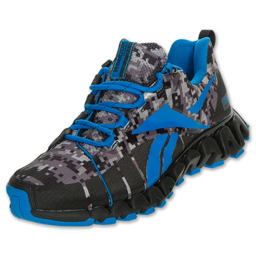 buy popular 7051d 185e3 Finish Line  Reebok Zig Wild Kids  Trail Running Shoes only  39.98 (reg.   84.99!)
