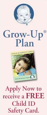 FREE Child Safety ID Kit from Gerber Life + $15.95 Check for Formula, Free Stuff, Freebies, Kids, Children, Baby, Infants