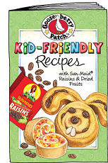 goose kids recipes Free Gooseberry Patch Kid Friendly Recipes Booklet